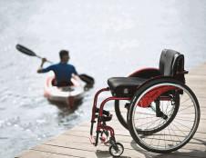 Manuelle Rollstühle
