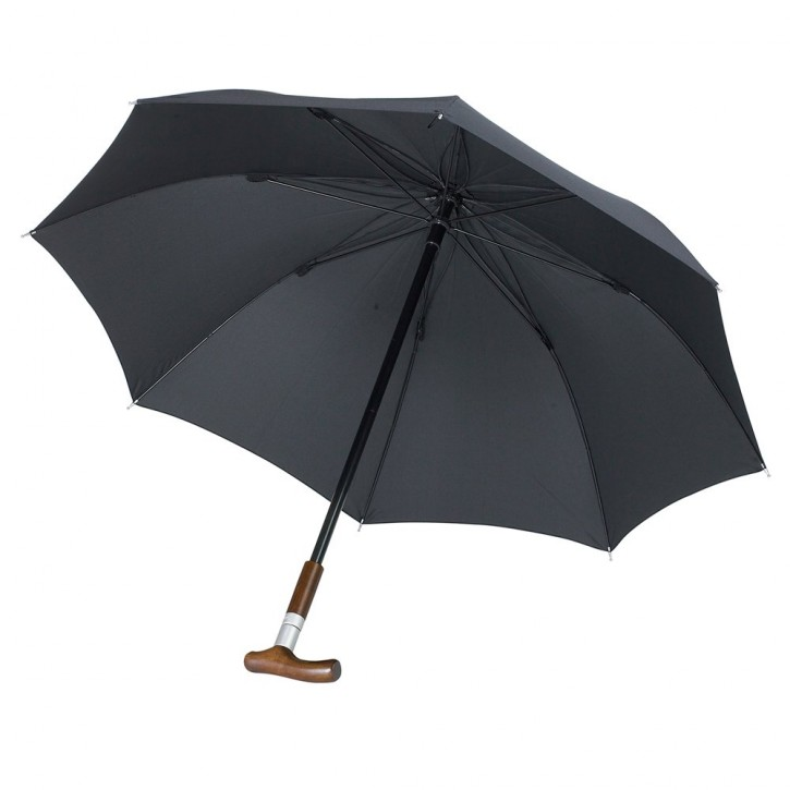 Ossenberg Safebrella Stockschirm DUO mit Fritzgriff