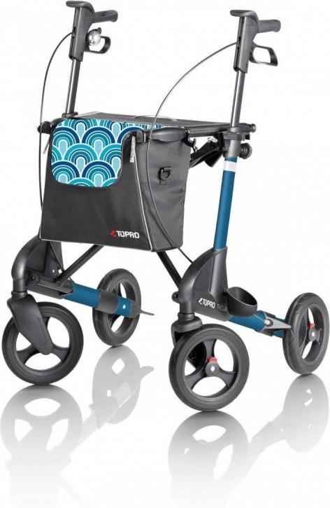 Topro Troja 2G S Premium capri blue waves