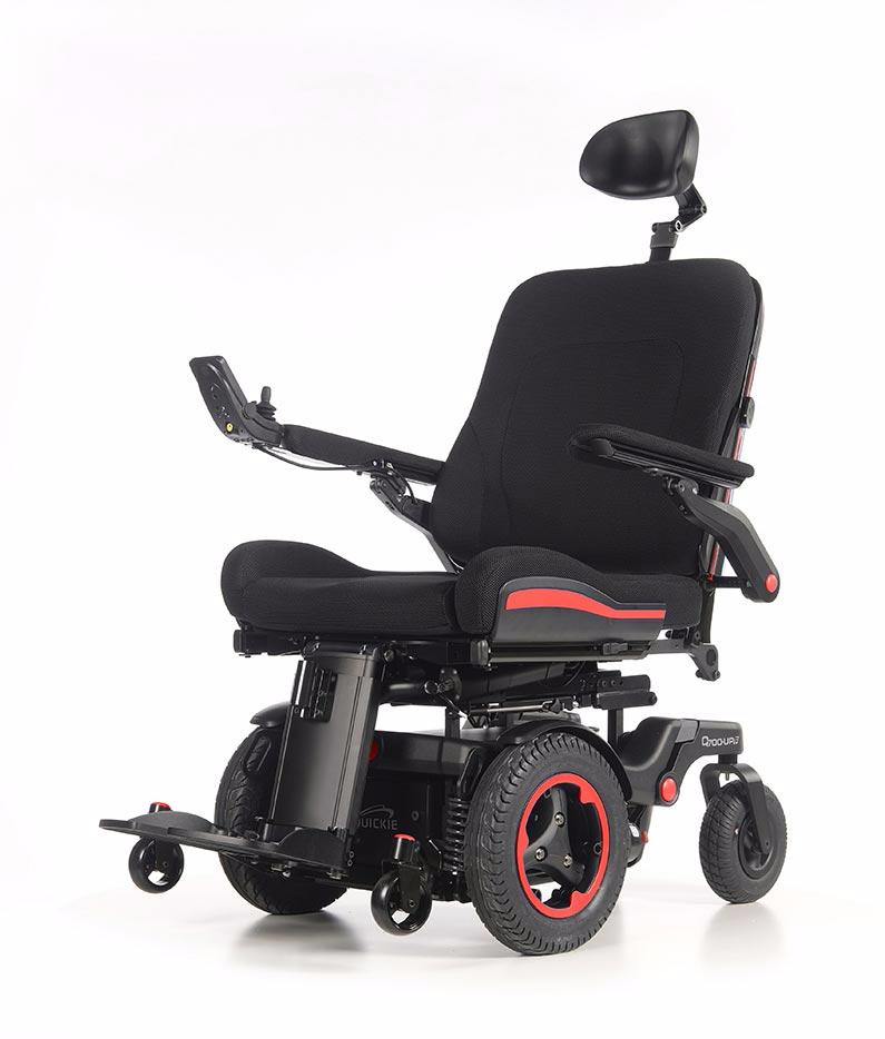 Elektrische Rollstühle