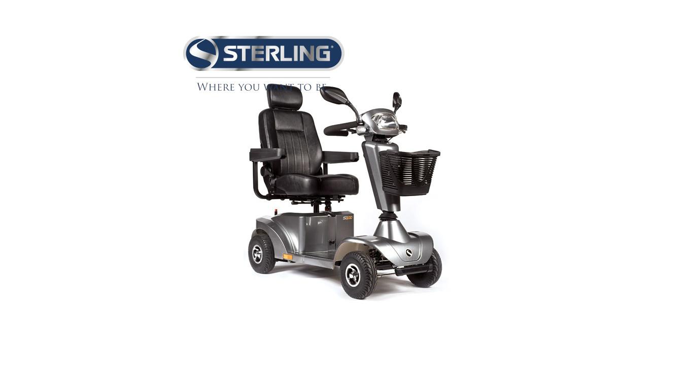 Sterling S400